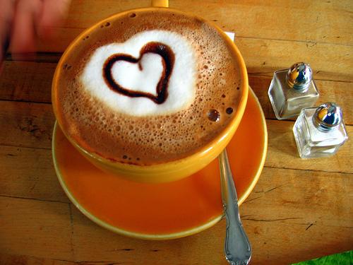 miros de cafea